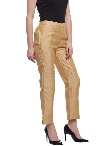 Castle Fawn Raw Silk Pant - Castle Lifestyle