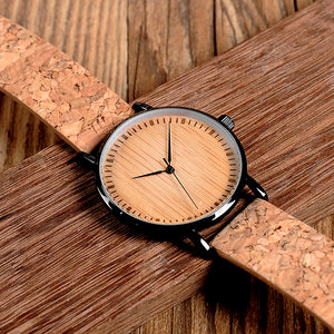 "Wooden Watch ""Slim"" - Men"