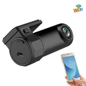 Car DVR Dash-Cam with WiFi-Gift-Hut