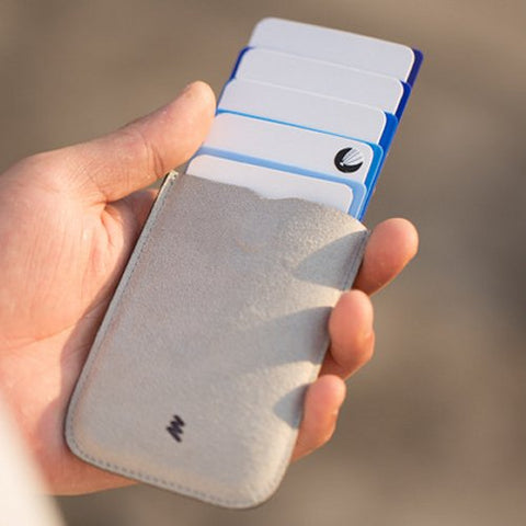 Image of Minimalist RFID-Blocking Card Wallet-Gift-Hut