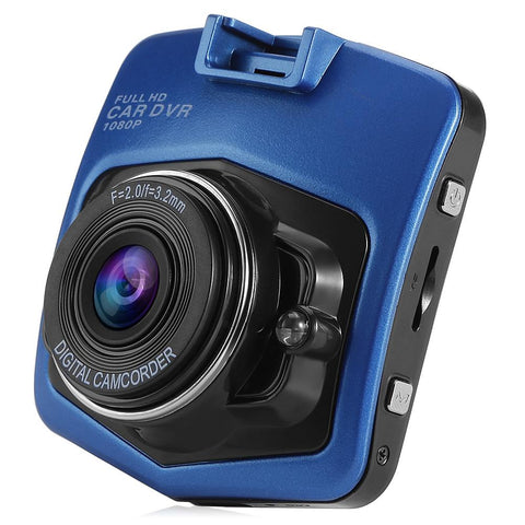 Car DVR Dash-Cam with Screen