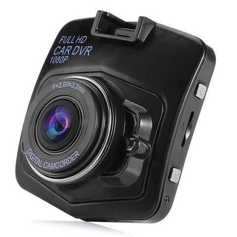 Car DVR Dash-Cam with Screen-Gift-Hut