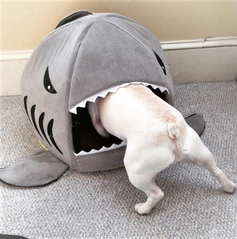 Image of SharkBed™ Pet Bed-Gift-Hut