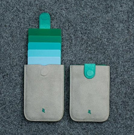 Minimalist RFID-Blocking Card Wallet-Gift-Hut