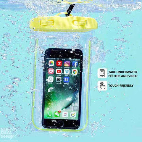 Image of Universal Waterproof Phone Pouch-Gift-Hut
