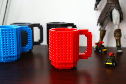 Image of Build-On Brick Mug-Gift-Hut