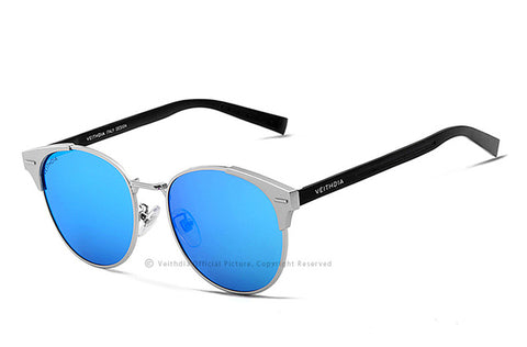 Retro Polarised Sunglasses