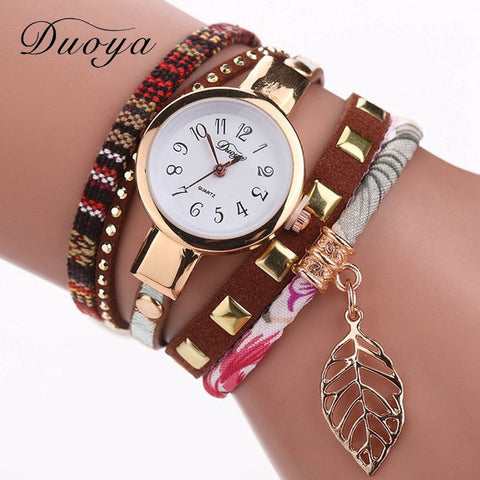 Image of Ladies Multi-Band Watch - DY066-Gift-Hut