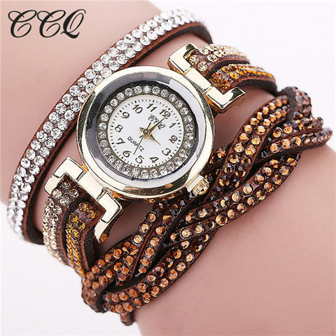 Image of Ladies Multi-Band Watch - 1739-Gift-Hut