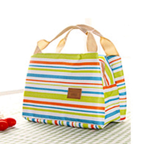 Image of Thermal Insulated Picnic lunch Bag-Gift-Hut