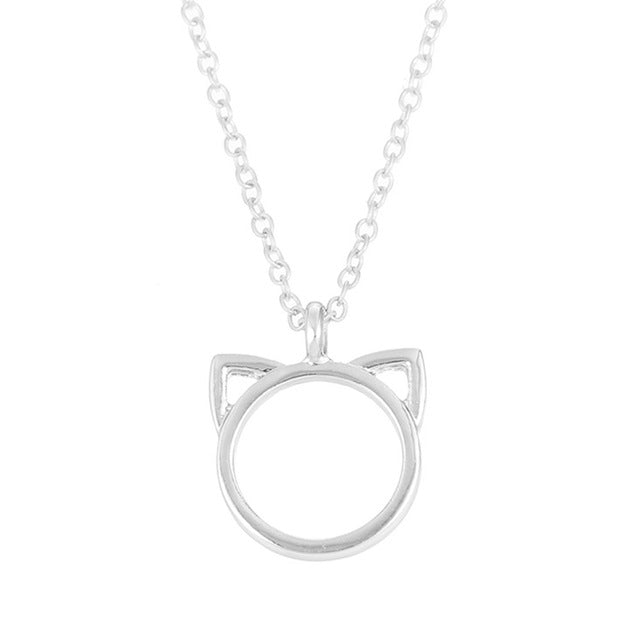 Purrfection Necklace-Gift-Hut