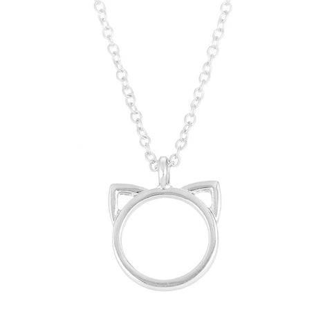 Image of Purrfection Necklace-Gift-Hut