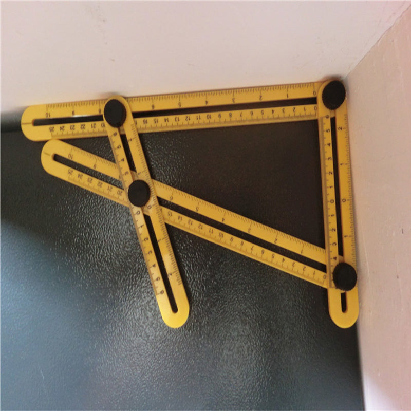 Four-sided Perfect Angle Folding Ruler-Gift-Hut