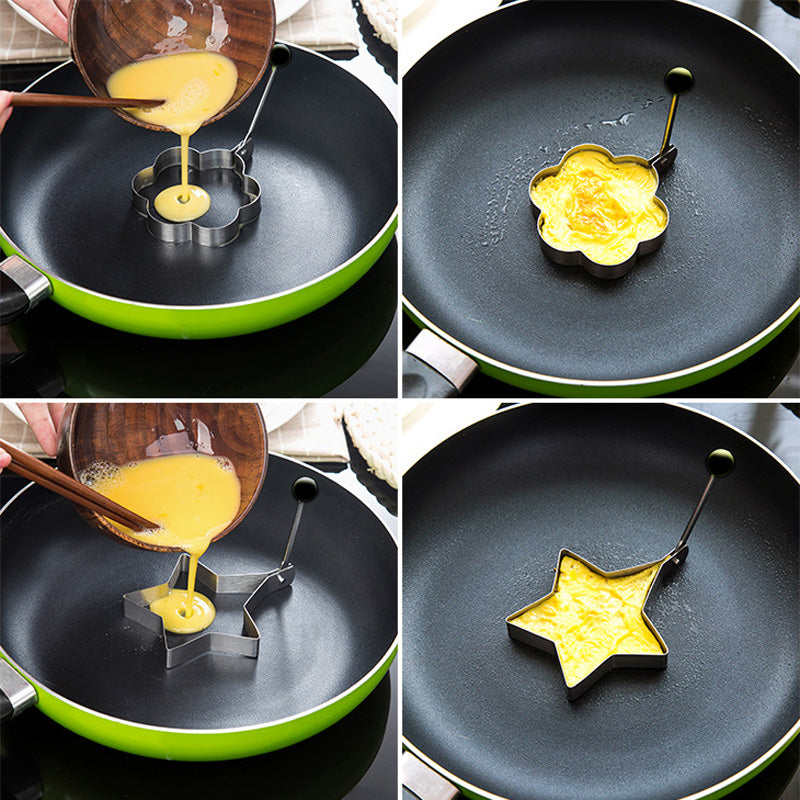 Egg / Pancake Rings-Gift-Hut