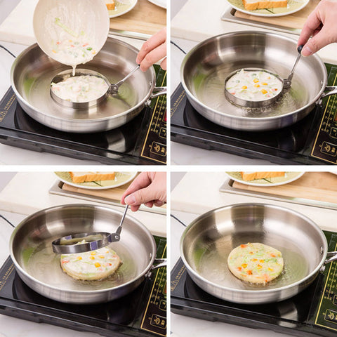 Image of Egg / Pancake Rings-Gift-Hut