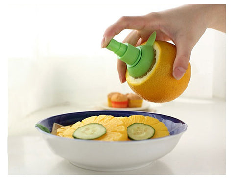 Image of Squeeze 'n' Spray Fruit Juicer X2-Gift-Hut