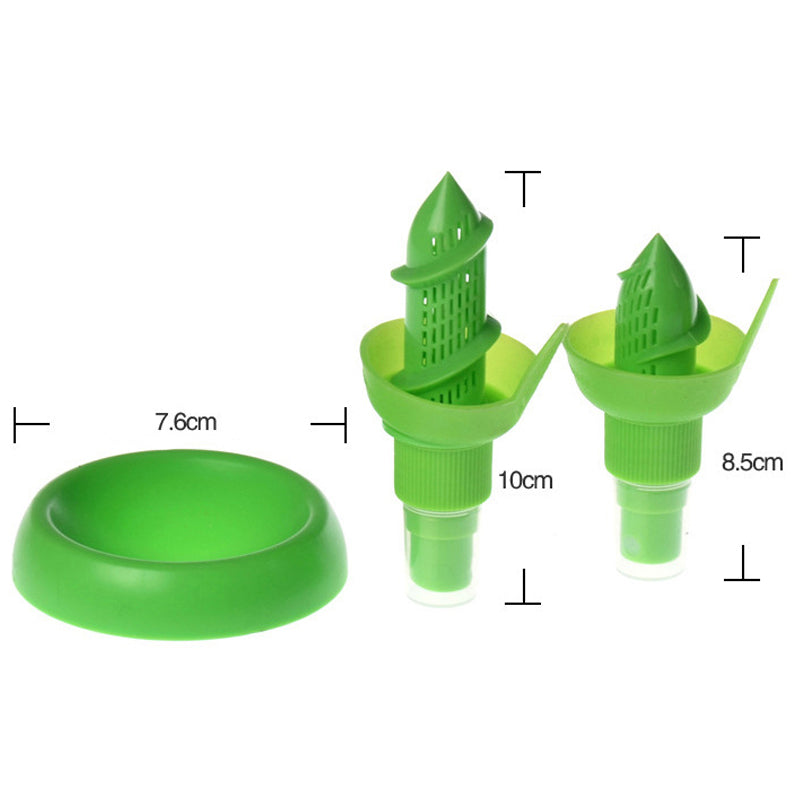 Squeeze 'n' Spray Fruit Juicer X2