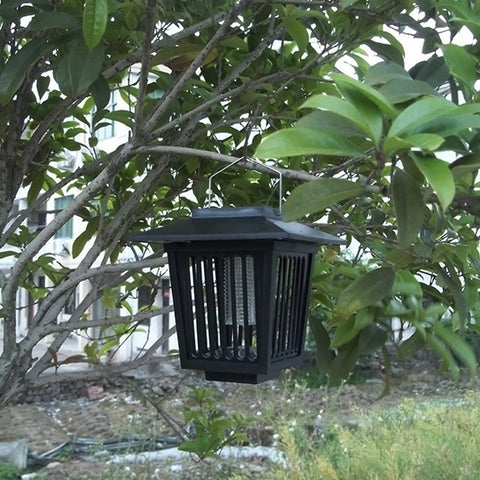 Image of Solar Bug Zapper!-Gift-Hut