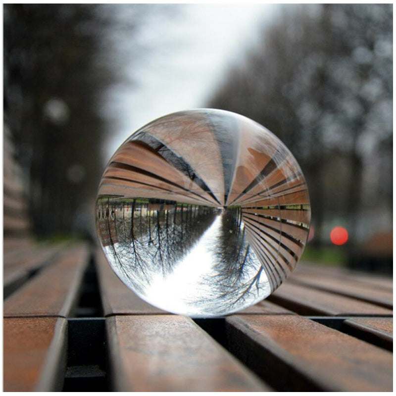 Crystal Ball Photography Lens Sphere-Gift-Hut