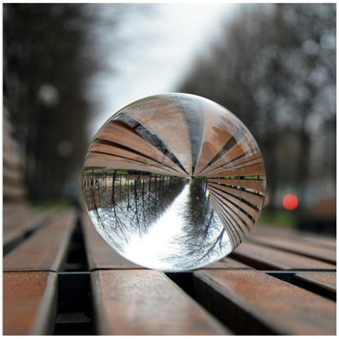 Image of Crystal Ball Photography Lens Sphere-Gift-Hut