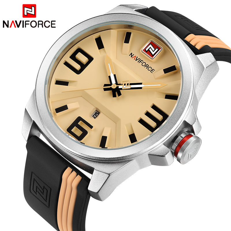 NAVIFORCE Mens Waterproof Sport Watch 9098-Gift-Hut
