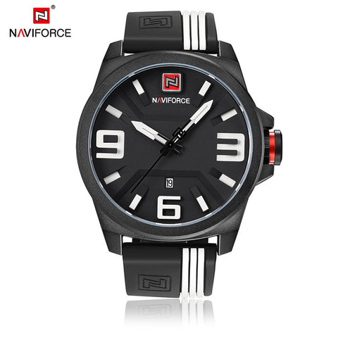 Image of NAVIFORCE Mens Waterproof Sport Watch 9098-Gift-Hut