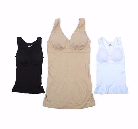 Image of Slimming Cami Tank Top-Gift-Hut