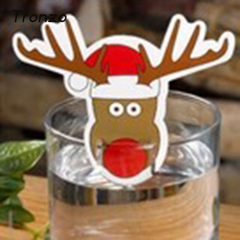 Christmas Glass Decorations-Gift-Hut