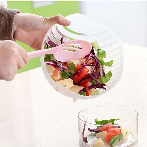 Superfast™ Salad / Fruit Slicer