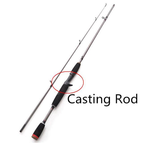 Image of 1.8m 2 Segments Spinning / Casting Rod-Gift-Hut