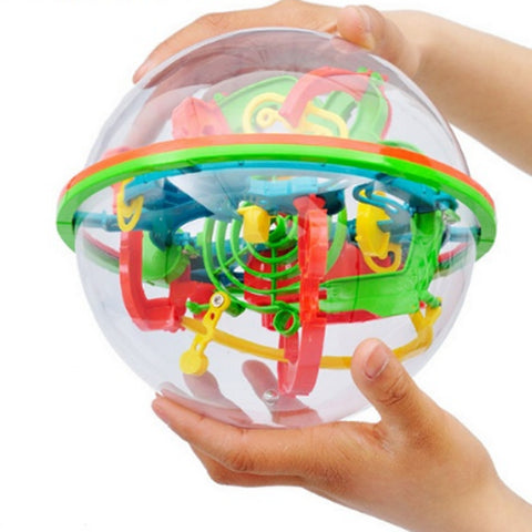 3D Labyrinth Puzzle Ball-Gift-Hut