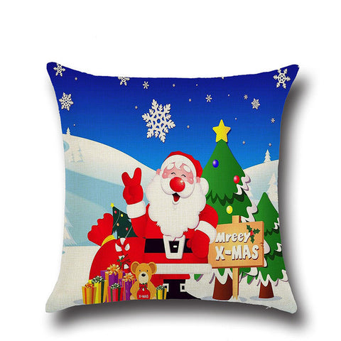 Image of Christmas Decoration Cushion cover - 13 styles to choose from!!-Gift-Hut