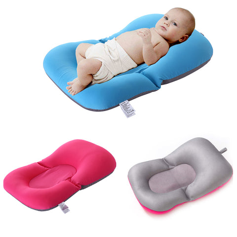 Image of Air Cushion Bed Baby Bath-Gift-Hut
