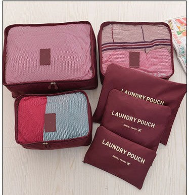 Packing Cube Luggage Travel Bags-Gift-Hut