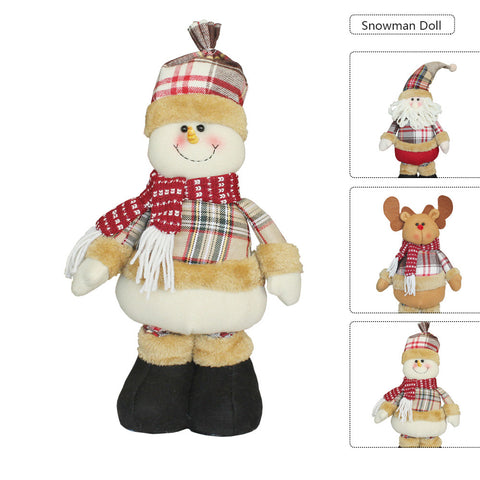 Image of Christmas Decoration Plush-Gift-Hut
