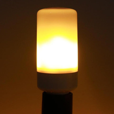 Image of LED Flame Effect Lamp Bulb-Gift-Hut