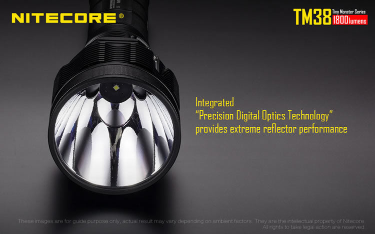 NITECORE CREE LED Flashlight-Gift-Hut