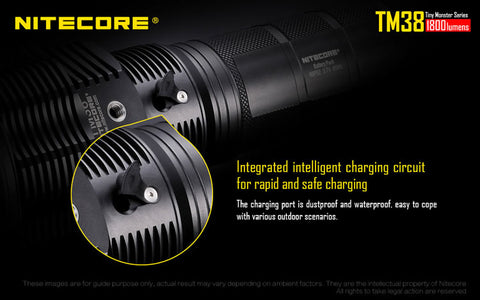 Image of NITECORE CREE LED Flashlight-Gift-Hut