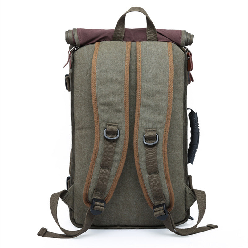 Nomad Canvas Backpack-Gift-Hut