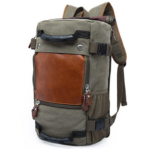 Nomad Canvas Backpack