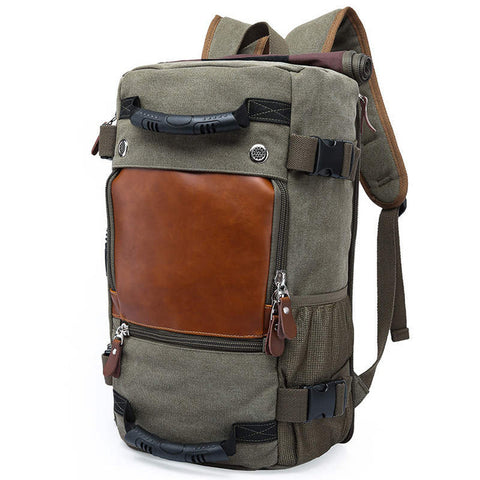 Image of Nomad Canvas Backpack-Gift-Hut