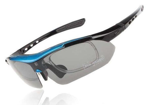Trojan Polarized Cycling Sunglasses