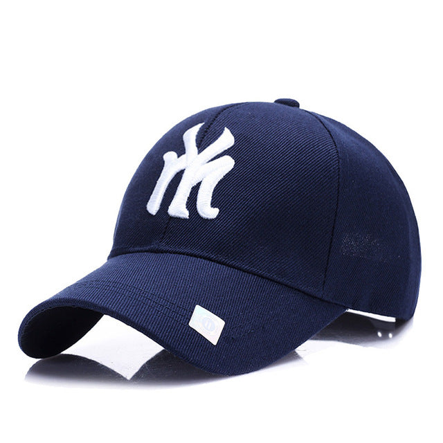 Casual Baseball Cap - Blue-Gift-Hut