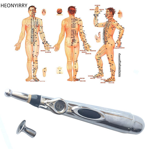 Image of Electric Magnetic Therapy Pen-Gift-Hut