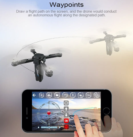 Image of JJRC H51 Rocket Drone FPV WiFi Camera-Gift-Hut