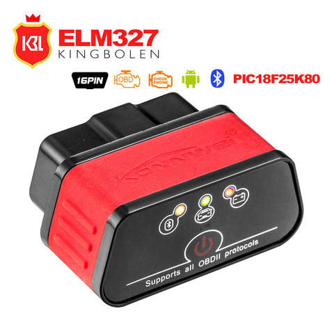 Image of OBD2 Bluetooth Auto scanner-Gift-Hut