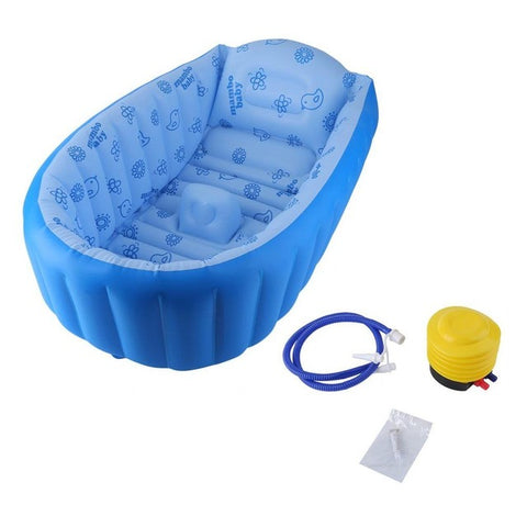 Inflatable Bathtub Baby Bath