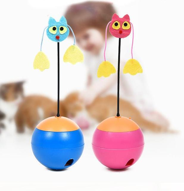 Multifunctional Tumbler Teaser Cat Toy-Gift-Hut