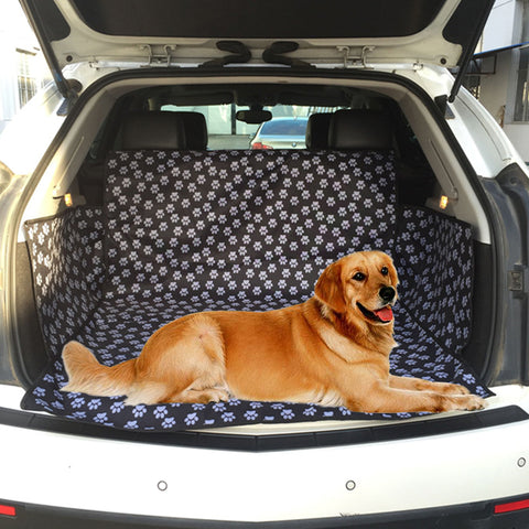 Image of Pet Car Seat Cover-Gift-Hut