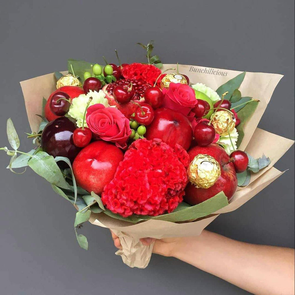 CHERRY CHOC BOUQUET